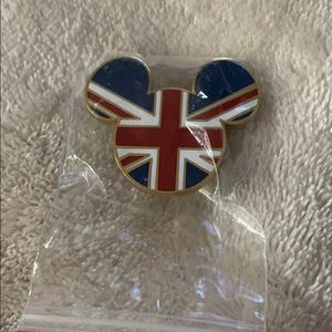 British flag 2008 Official Disney trading pin